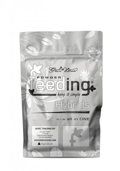 Powder Feeding Hybrids 500g