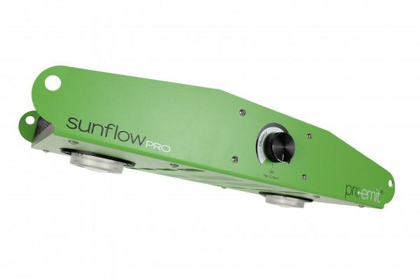 sunflowPRO - die effiziente LED Pflanzenlampe für Profis