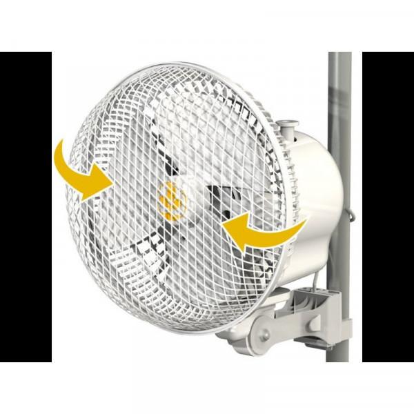 Secret Jardin Monkey Fan Oscillating 17cm 20W