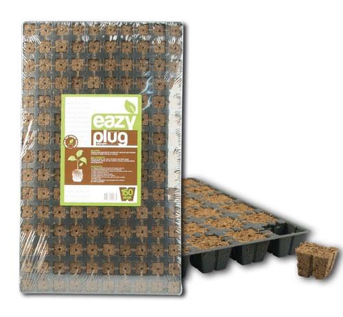 Eazy Plug®, Anzuchtwürfel 23 x 23 x 28 mm, Tray à 150 Stk.