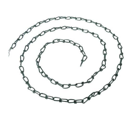 Knotenkette zum Aufhängen von Lampen, Preis pro m (30 m / Rolle)
