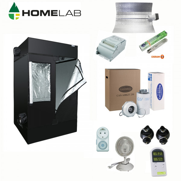 Homelab/GrowLab 100 Komplettset 400 Watt Basic