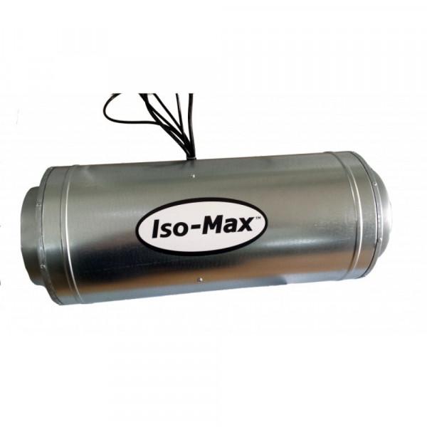 ISO-MAX Rohrventilator 1480 m³/h, 250 mm Anschluss