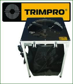 Trimpro, Erntemaschine
