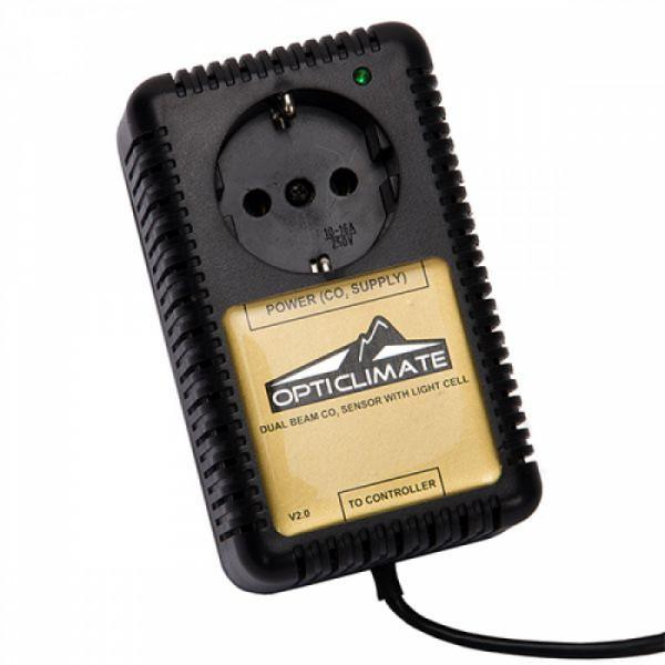 CO2 Sensor für DimLux Maxi Controller (5m)