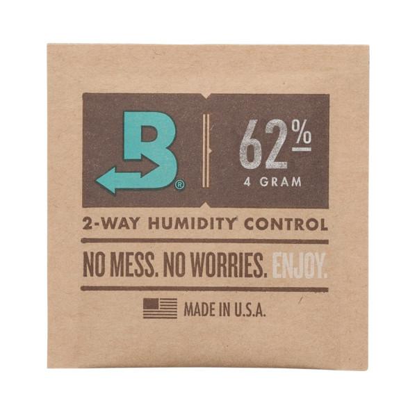 Boveda 4g Hygro Pack 62% Relative Luftfeuchtigkeit