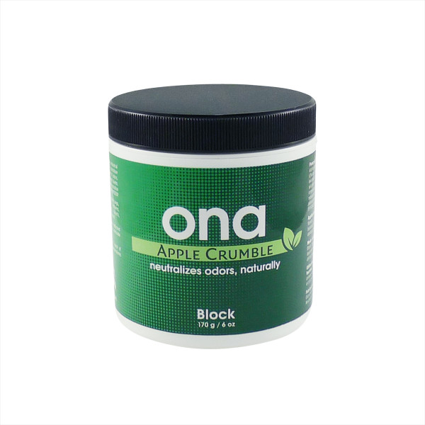 Ona Block Apple Crumble 175g