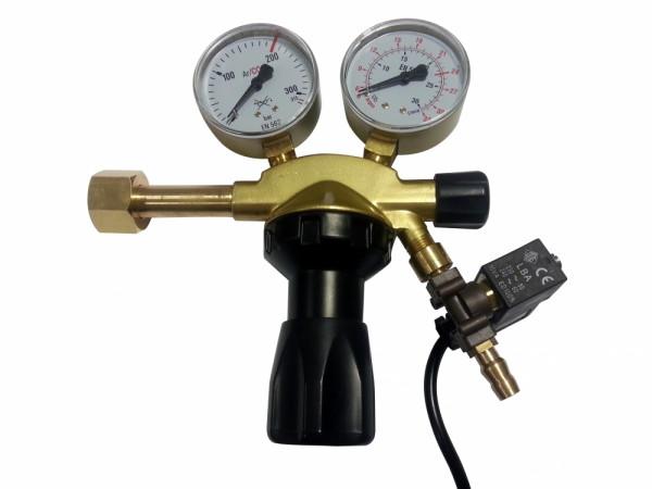 OptiClimate CO2 Druckminderventil mit magnetischer Klappe pro