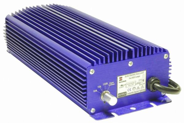 Lumatek 1000 W original, schaltbar, elektronisch, für HPS u. MH Leuchtmittel