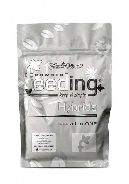 Powder Feeding Hybrids 2,5kg