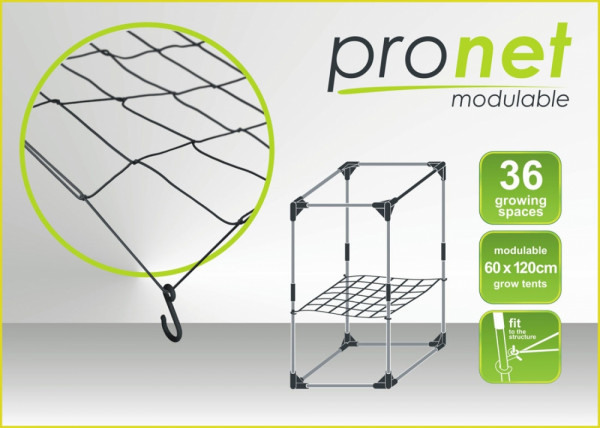 Garden HIGHPRO - Modulable Pronet 120