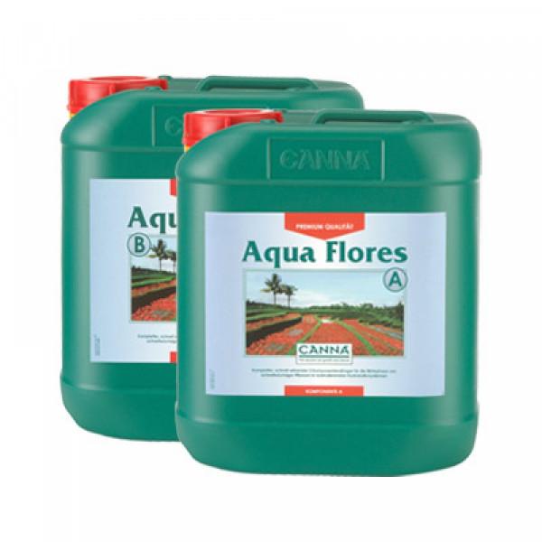 Canna Aqua Flores 5L, Blüte
