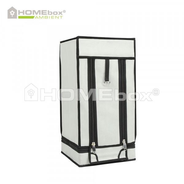 HOMEbox Ambient Q30, aufgebaut 30cm x 30cm x 60cm