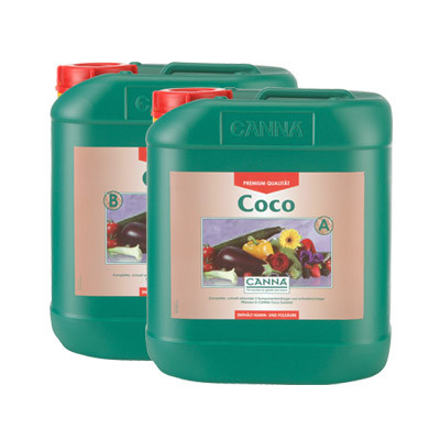 Canna Coco 5L, Wuchs / Blüte