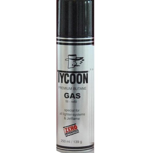 Tycoon Feuerzeuggas