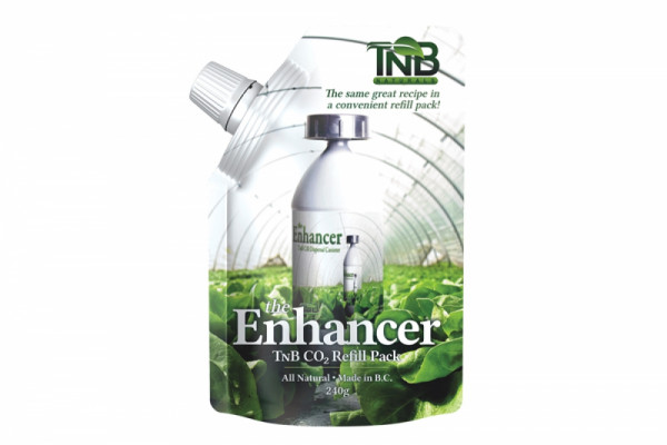the enhancer co2 Nachfüll Pack TNB