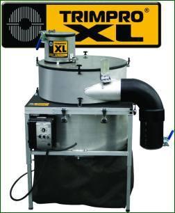 Trimpro XL, Erntemaschine