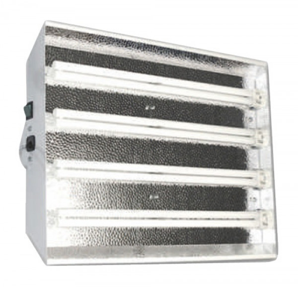 Starlight Reflector, Stecklingsarmatur für 4 x 55 W Leuchtmittel,