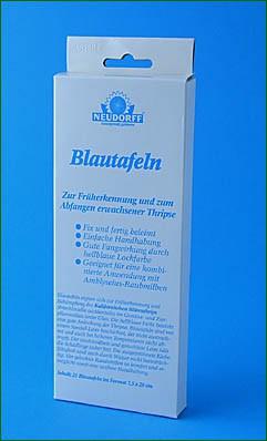 Blautafeln, gegen Thripse