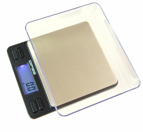 DIPSE TP-Serie, 500g / 0,01g