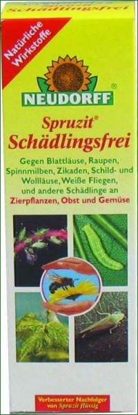 Spruzit Schädlingsfrei 100ml, Spritzmit-