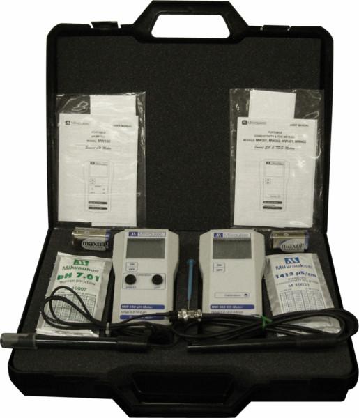 Milwaukee Kofferangebot MW710, tragbarer Koffer mit Batterie