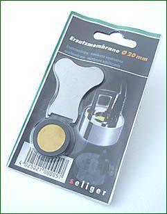 Ersatzmembrane für Mini- und Maxinebler