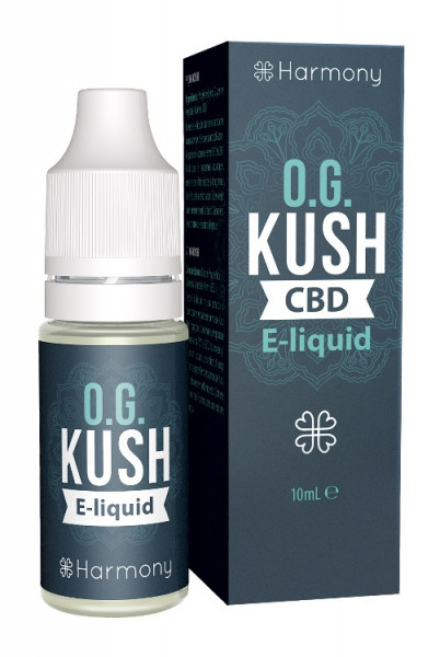 CBD Harmony E-Liquid OG Kush 100mg CBD (10mg/ml)