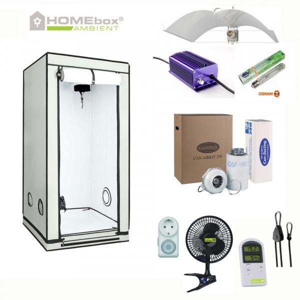 Homebox Ambient Q80+ Komplettset 250 Watt Extrem