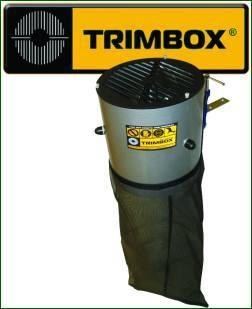 Trimbox, Erntemaschine