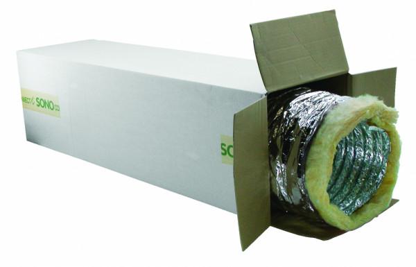 SONOCONNECT 102 mm/ 10 m, schallgedämmt