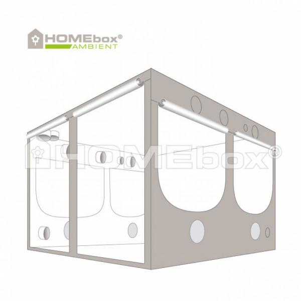 HOMEbox Ambient Q300, aufgebaut 300cm x 300cm x 200cm