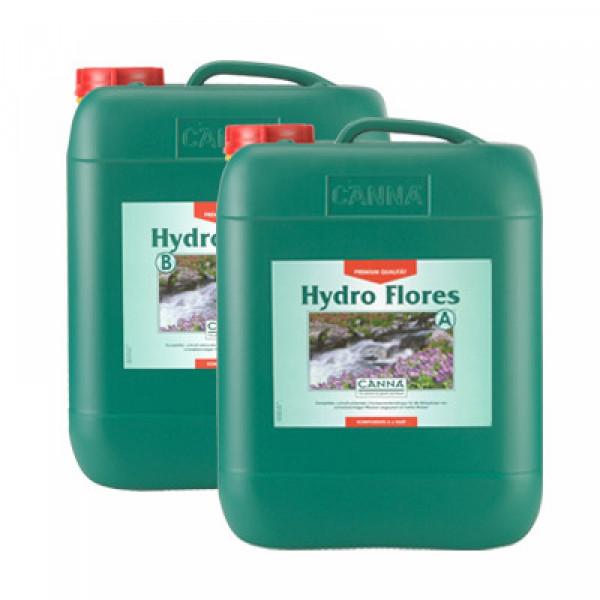 Canna Hydro Flores AundB, 10L