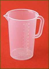 Meßbecher 100 ml, 10 ml Teilung