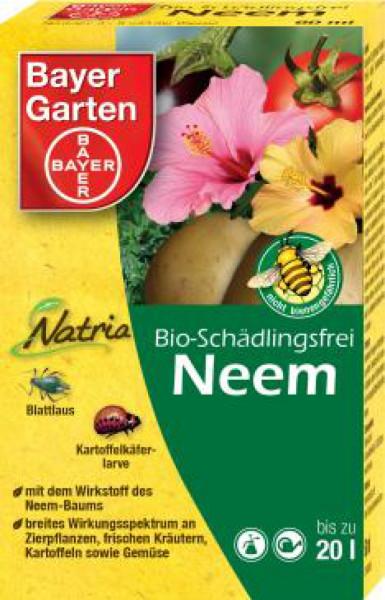 Bio-Schädlingsfrei Neem 60 ml
