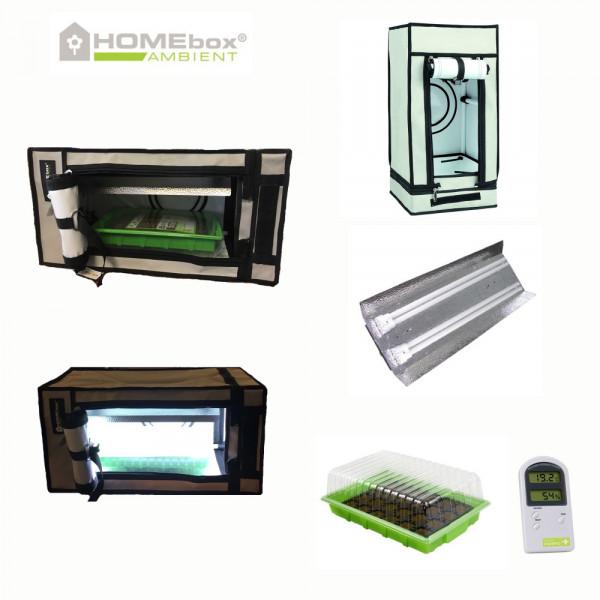 Homebox AMBIENT Q30 Anzucht Komplettset