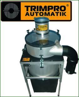 Trimpro Automatik, Erntemaschine