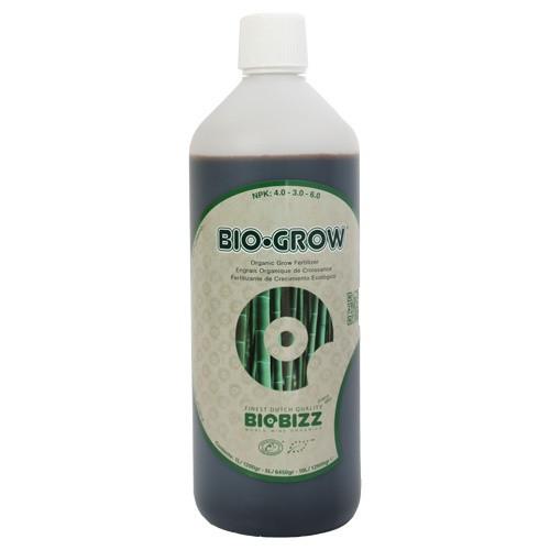 BioBizz BIO-GROW 1L, Wuchs