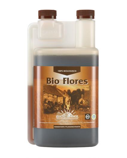 Canna Bio Flores 1L, Blüte
