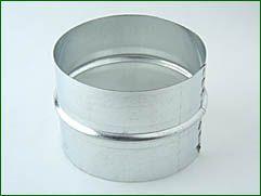 Verbindungsstück für 125 mm Flexrohre