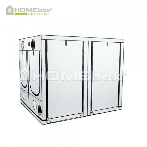 HOMEbox Ambient Q240, aufgebaut 240cm x 240cm x 200cm