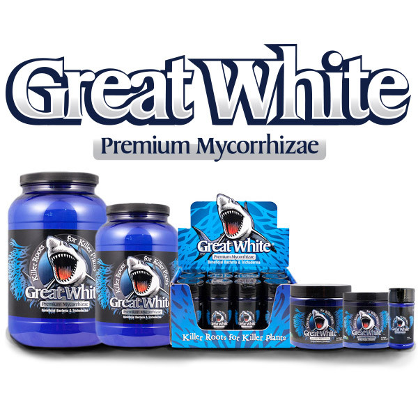 Great White premium mycorrhizae (Plant Success) 113,4g