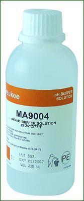 pH Pufferlösung 4,01, 230 ml