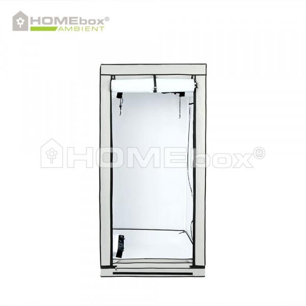 HOMEbox Ambient Q100, aufgebaut 100cm x 100cm x 200cm