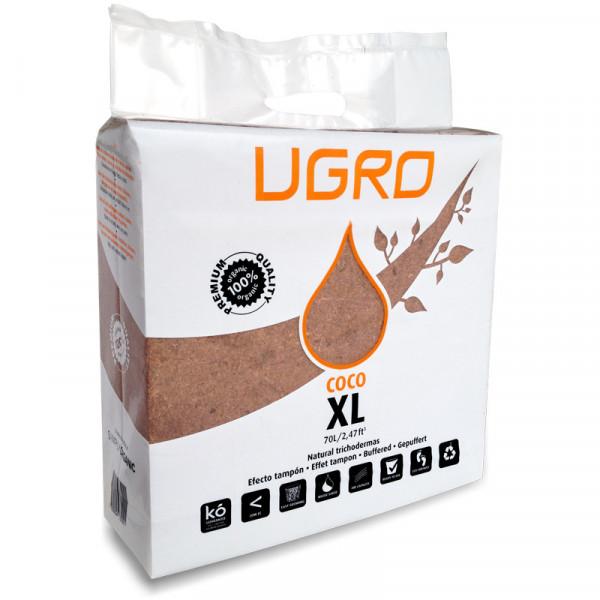 UGro Coco Brick XL 70 Liter