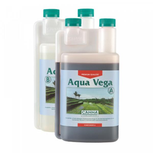 Canna Aqua Vega 1L, Wachstum