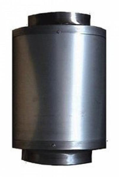 CAN Schalldämpfer starr, 200mm Flansch