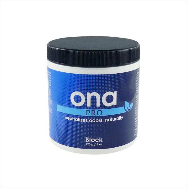 ONA BLOCK PRO, Geruchsneutralisierer, 170 g