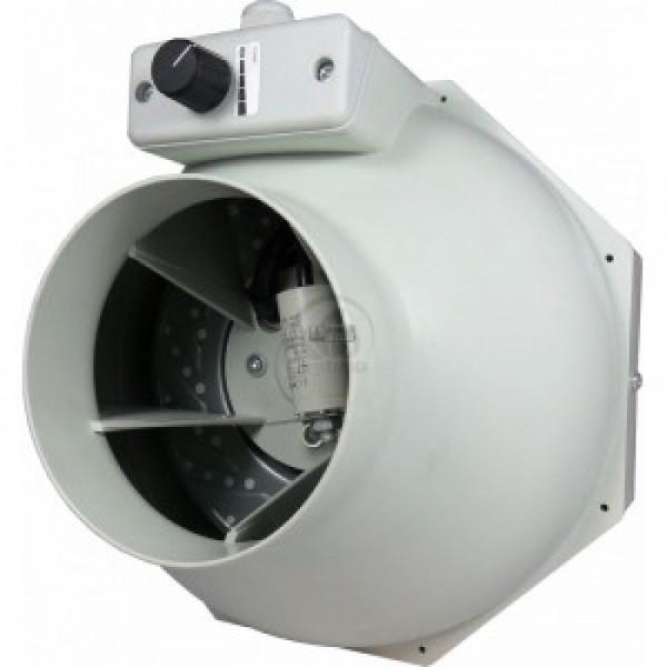 CAN Fan RK 125LS / 370 m³/h, 4 schaltbare Stufen