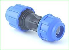 PE-Kupplung (Reduktion) 20>16 mm,